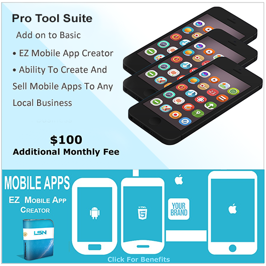 Pro Tool Marketing Suite